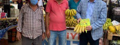 "CHP'Lİ TANAL ""ÜRETİCİ VE ESNAF ZOR DURUMDA"""