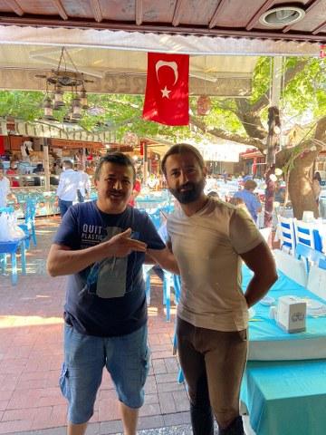 KORAY AVCI, FETHİYE'DE TATİL YAPIYOR_360x480