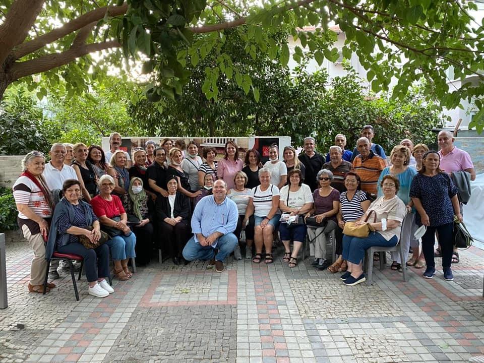 """CHP Fethiye İlçe Başkanı Demir """"Biz Birlikte Güçlüyüz"""""""