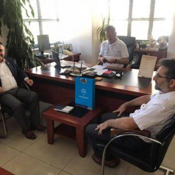Müftü Kamil Oktay'dan Başkan Soydemir'e Ziyaret_640x480