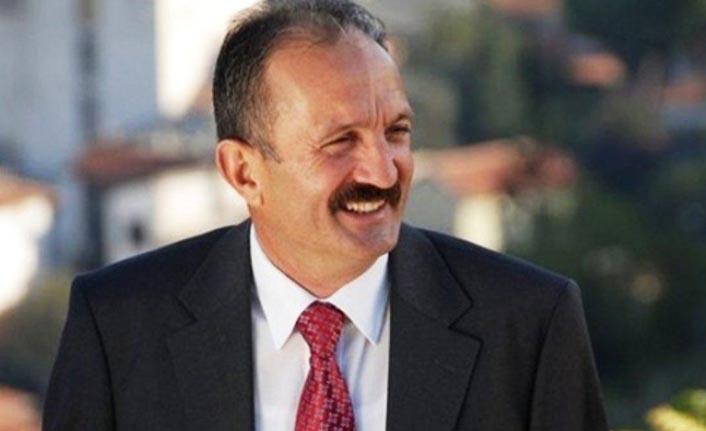 Saatcı Tekrar İYİ Parti Rozeti Taktı